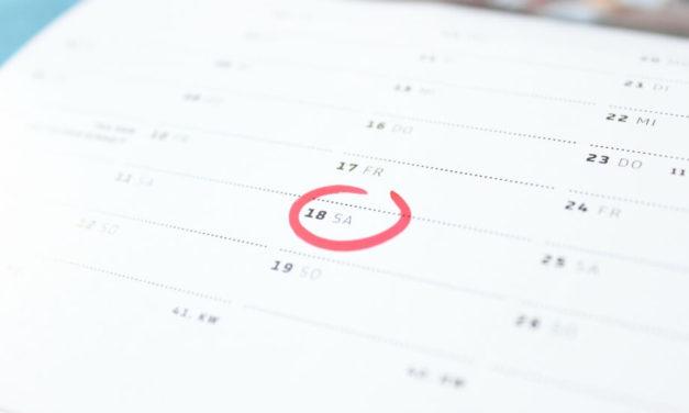 Calendarul estimativ de lansare a sesiunilor de depunere pentru anul 2018 vers.1