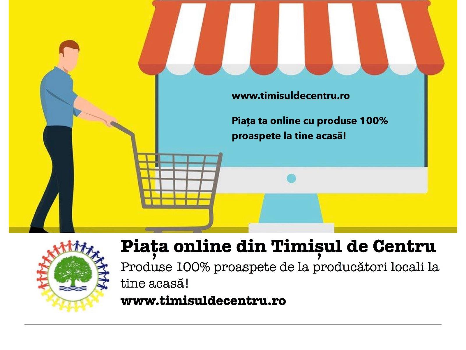 Piata Online Timisoara
